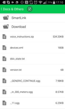 MediaGear SmartLink Embedded apk screenshot