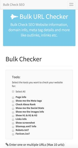 SEO Check for Android - APK Download