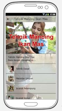 Kitab Mancing Ikan Mas part 01 screenshot 4