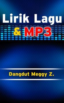 Lirik dan Lagu dangdut Meggy Z. apk screenshot