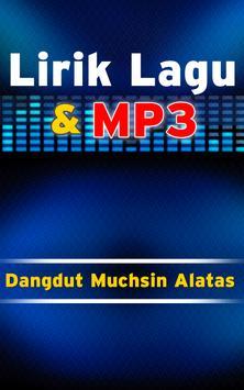 Lirik dan Lagu Dangdut Muchsin Alatas poster