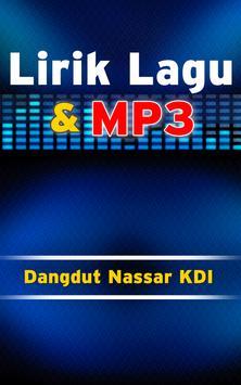 Lirik dan Lagu Dangdut Nassar KDI apk screenshot