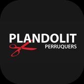 PLANDOLIT - PERRUQUERS ·MATARÓ icon