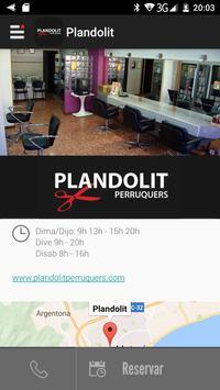PLANDOLIT - PERRUQUERS ·MATARÓ apk screenshot