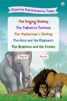 Favorite Panchatantra Tales poster