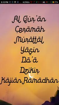 Ceramah Ramadhan Mp3 screenshot 1