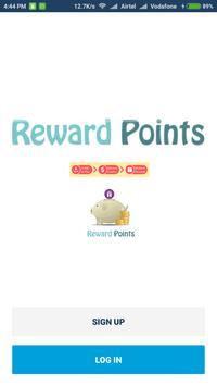 Reward Points - Earn Free Cash poster