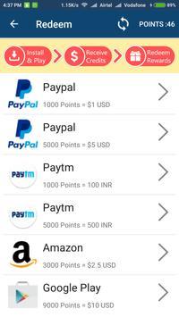 Reward Points - Earn Free Cash apk screenshot