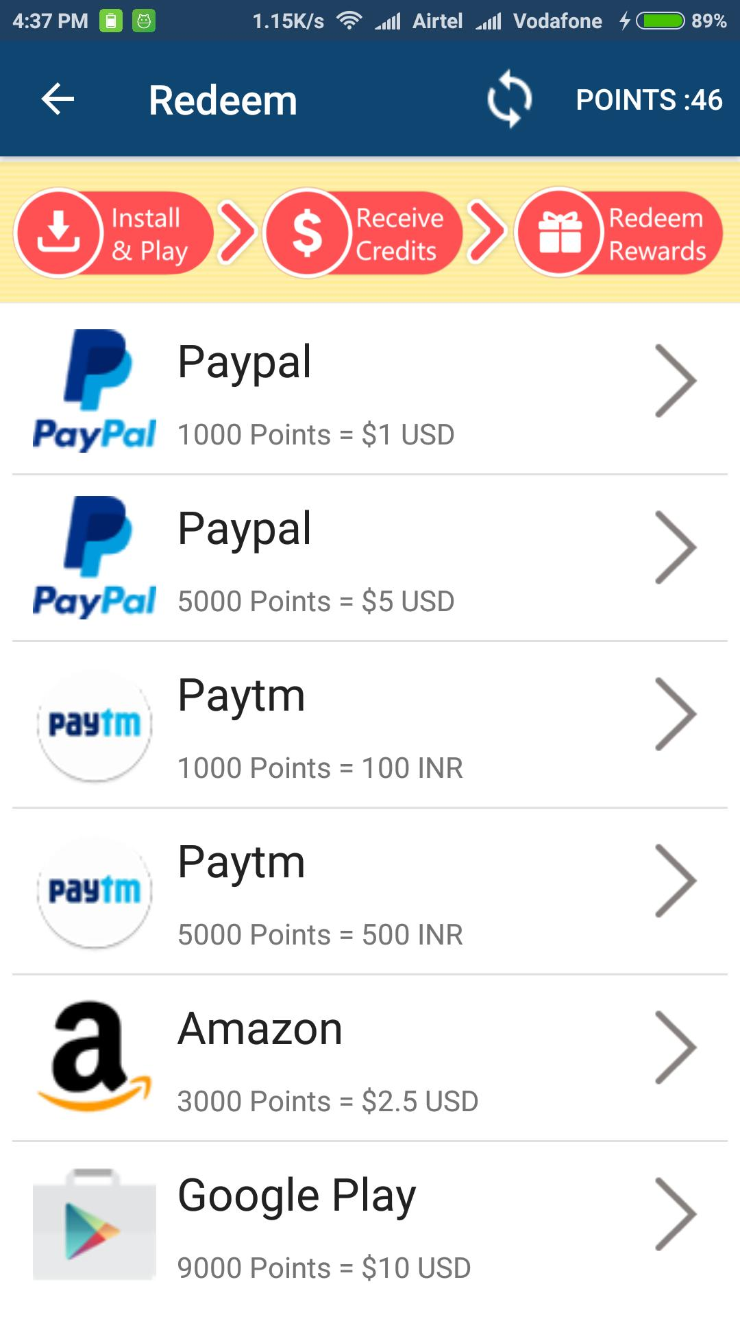 1000 Points Roblox Reward Points Earn Free Cash For Android Apk Download