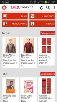 DaQu Market screenshot 1