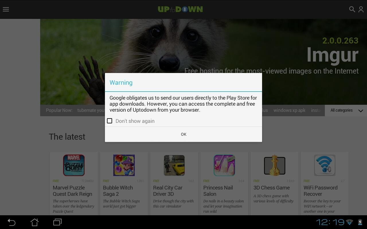Uptodown Lite for Android - APK Download