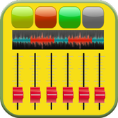Multitrack Audio For Dj Mixer icon