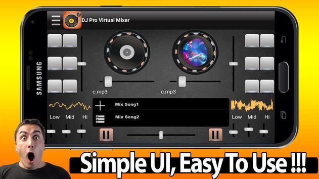 DJ Pro Virtual Mixer screenshot 5