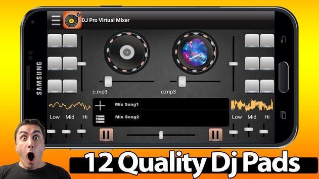 DJ Pro Virtual Mixer screenshot 3