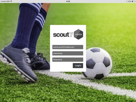 Scout7Media screenshot 2