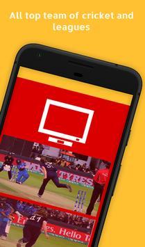 Cricket 2018 T-20 Test ODI Live Free onMobile screenshot 3