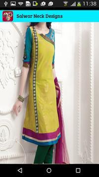 salwar suit designs:Neck Design HD apk screenshot