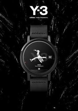Y-3 Watch Face poster