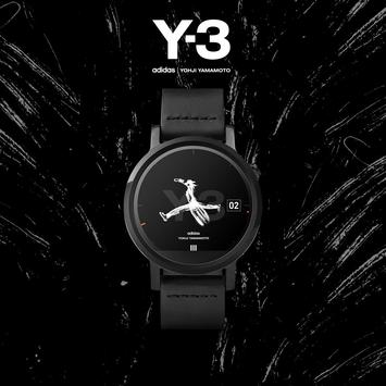 Y-3 Watch Face apk screenshot