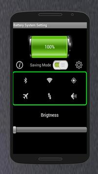 Battery Saver Full 2017 apk screenshot