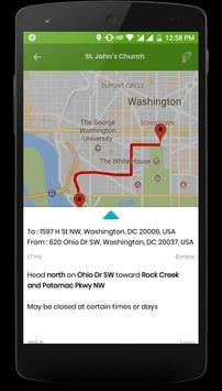 DC Landmarks Self-Guided Audio Tour apk screenshot