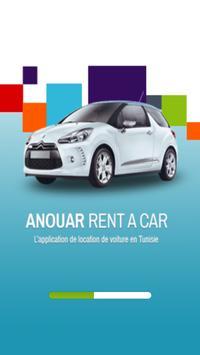 Anouar, Car Rental poster