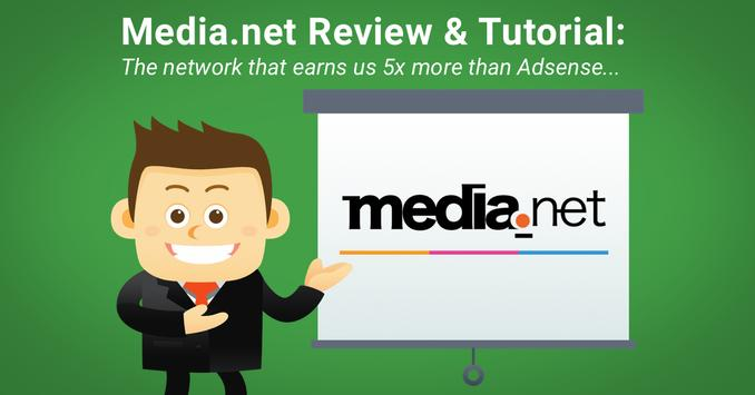 MediaNet AdNetwork poster