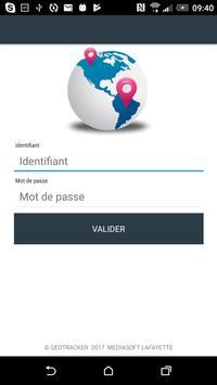 BNI GeoTracker apk screenshot