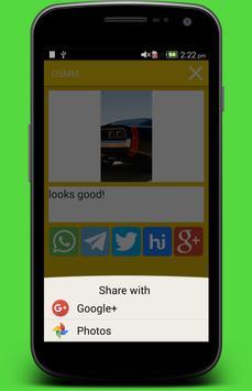 OSMM screenshot 1