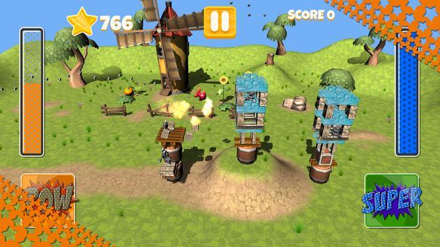 Angry Fish 3D Two screenshot 4