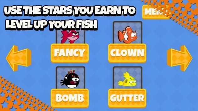 Angry Fish 3D Two screenshot 2