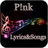 P!nk Lyrics&Songs icon