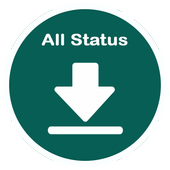 All Status Downloader For WhatsApp icon