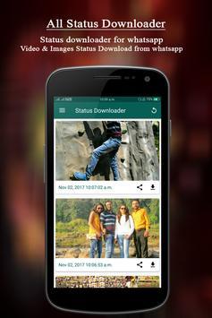 Video Status Downloader For Whatsapp screenshot 8