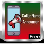 Caller Name Announcer Free icon