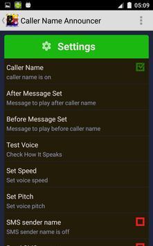 Caller Name Announcer Free screenshot 5