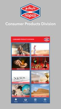 Napco Consumer Products poster