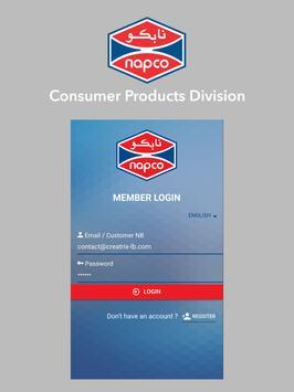 Napco Consumer Products screenshot 4
