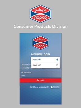 Napco Consumer Products screenshot 5