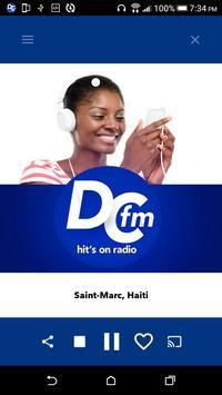 DCFM HAITI poster