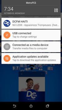 DCFM HAITI apk screenshot