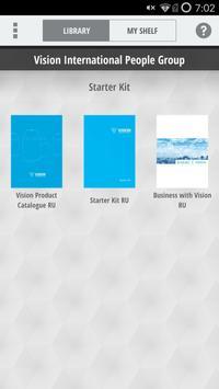 Vision Kit Library poster