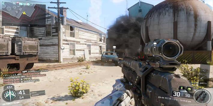 Guide Pressure Call of Duty Black Ops III screenshot 1