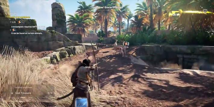 Guide Pressure Assassin's Creed Origins screenshot 4