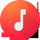 Music Player with lyrics icon