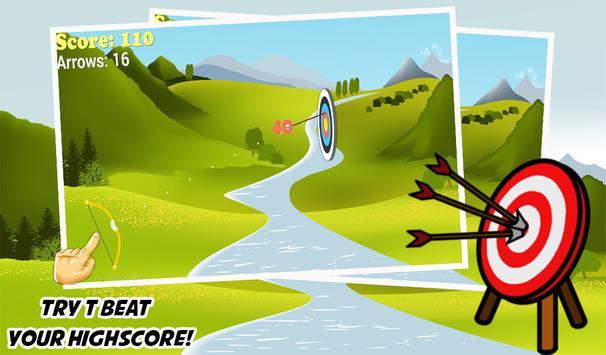 Archery master - Hit Bullseye apk screenshot