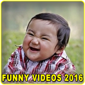 Funny Videos 2016 icon