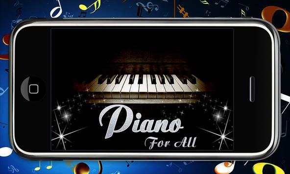 Piano for All poster