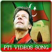 PTI Video Songs icon