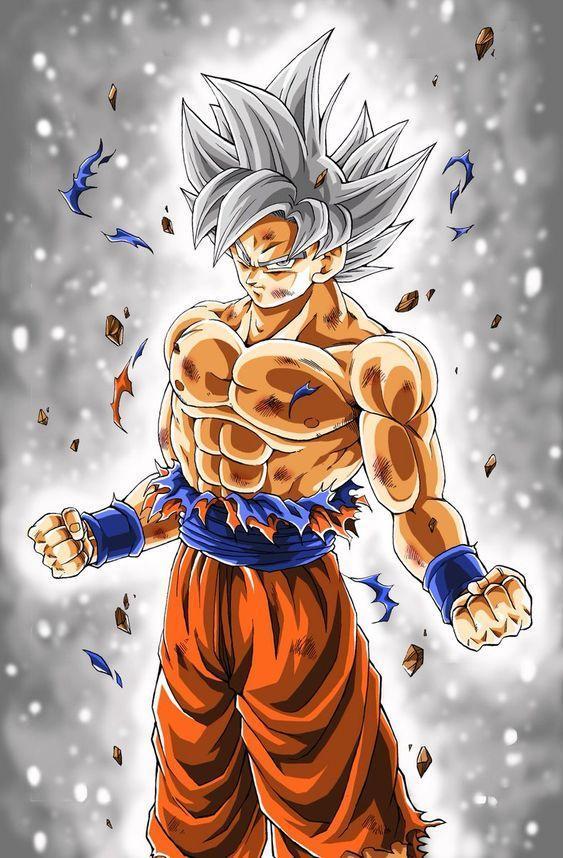Wallpaper Goku Dragon Ball For Android Apk Download